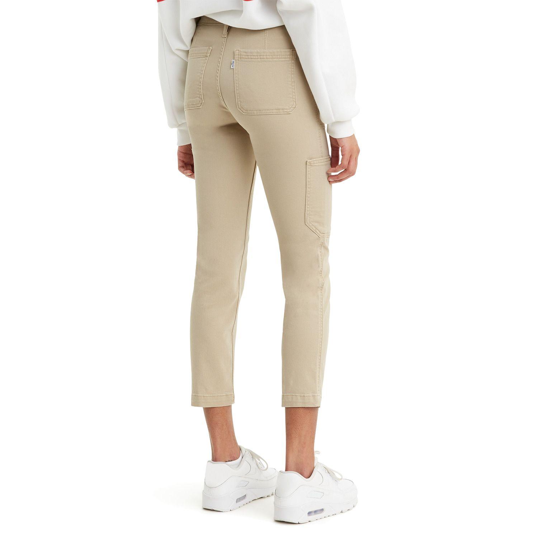Women's Levi's® 724 Utility Straight-Leg Crop Pants