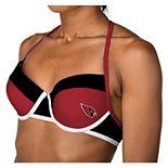 Women's Cardinal Arizona Cardinals Bikini Top