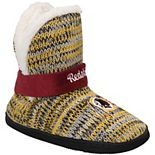 Women's Washington Redskins Wordmark Peak Boots
