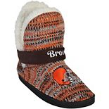 Women's Cleveland Browns Wordmark Peak Boots
