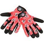 Men's Atlanta Falcons Heavy Duty Camouflage Work Gloves