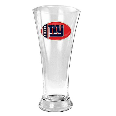 New York Giants 2-pc. Pilsner Glass Set