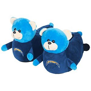 Youth Los Angeles Chargers 3D Mascot Slippers
