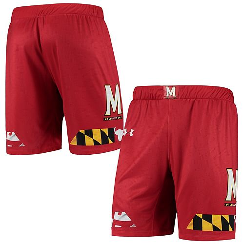 Colosseum Youth Maryland Terrapins Basketball Shorts
