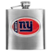 New York GiantsStainless Steel Hip Flask