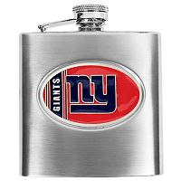 New York GiantsStainless Steel Hip Flask