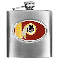 Washington Redskins Stainless Steel Hip Flask