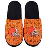 Men's Cleveland Browns Knit Slide Slippers