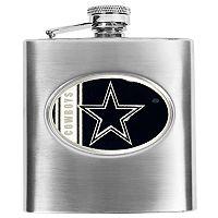 Dallas CowboysStainless Steel Hip Flask