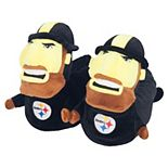 Youth Pittsburgh Steelers 3D Mascot Slippers