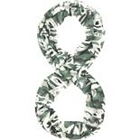 Green Bay Packers Camo Infinity Scarf