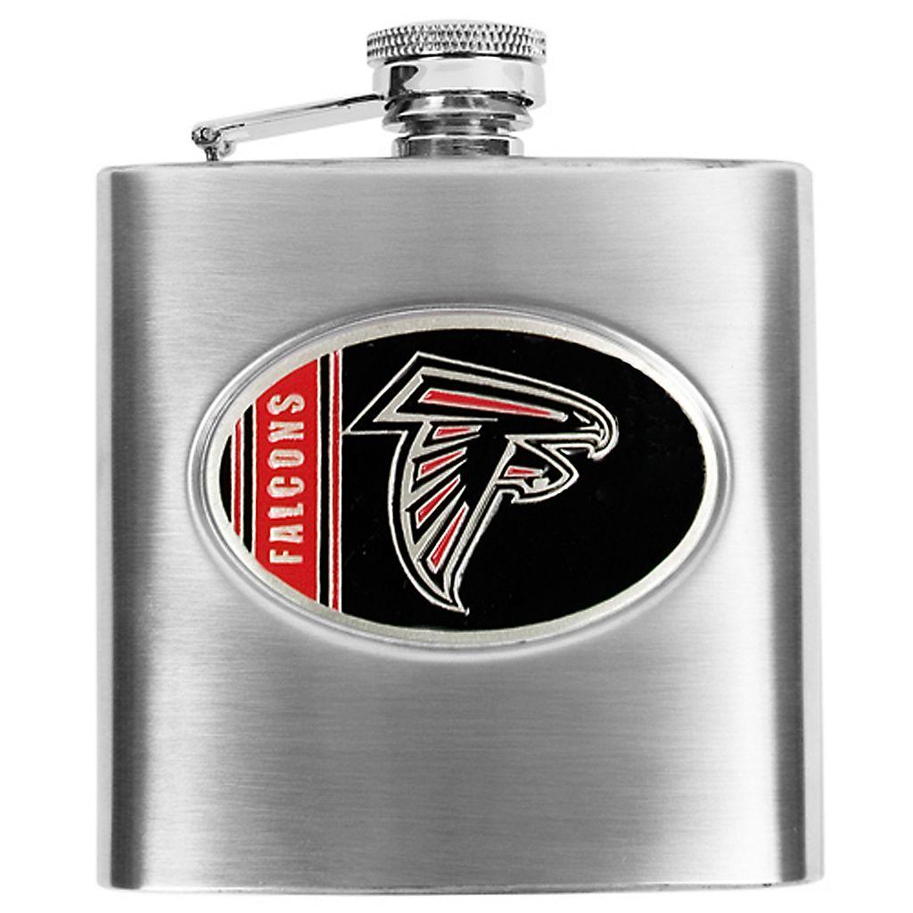 Atlanta FalconsStainless Steel Hip Flask