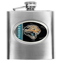 Jacksonville JaguarsStainless Steel Hip Flask