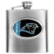 Carolina PanthersStainless Steel Hip Flask