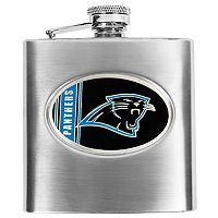 Carolina PanthersStainless Steel Hip Flask