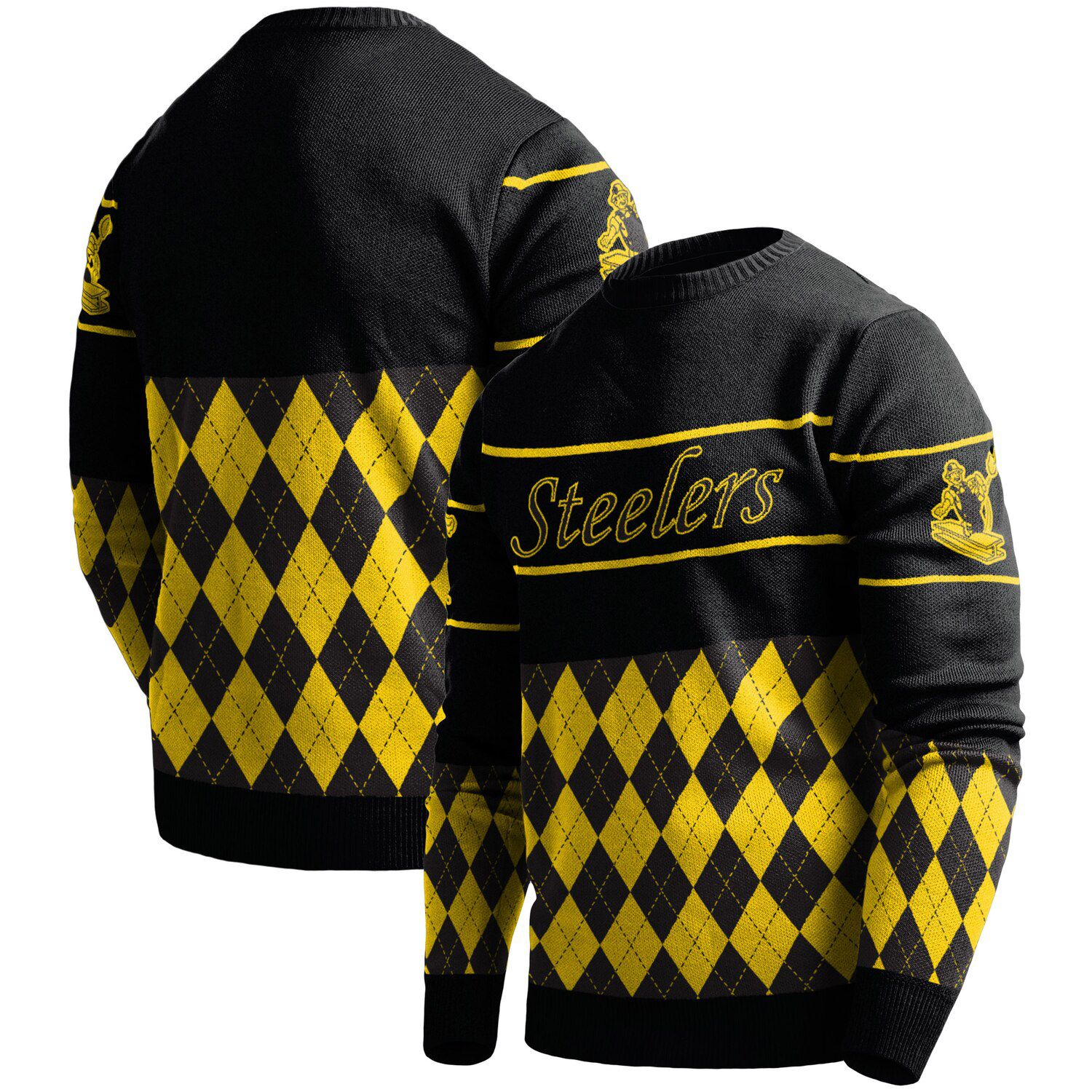 Pittsburgh Steelers Retro Sweater