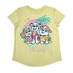 Toddler Girl Jumping Beans® Paw Patrol Pawsome Friends Tee
