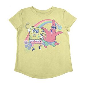 Toddler Girl Jumping Beans® SpongeBob SquarePants Graphic Tee