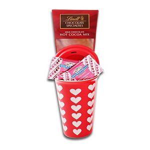 Alder Creek Valentine's Ceramic Travel Mug Gift Set