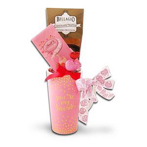 "Alder Creek ""You're My Happiness"" Valentine's Day Mug Gift Set"