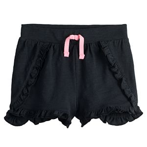 Toddler Girl Jumping Beans® Ruffled Shorts
