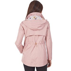 Women's Fleet Street Hood Cinched Anorak Jacket