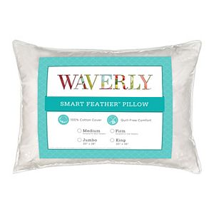 Waverly Smart Feather Firm Support Pillow