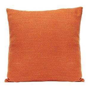 Stratton Home Decor Tweed Square Pillow