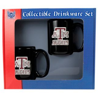 Texas AandM University Aggies 2-pc. Mug Set