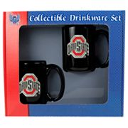 Ohio State University Buckeyes 2-pc. Mug Set