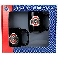 Ohio State University Buckeyes2-pc.Mug Set