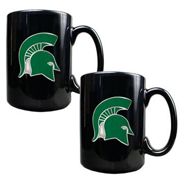Michigan State Spartans 2-pc. Mug Set