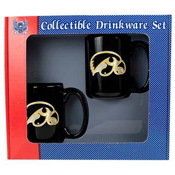 University of Iowa Hawkeyes 2-pc. Mug Set