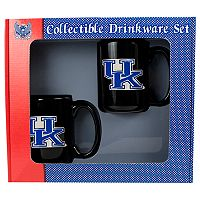 University of Kentucky Wildcats 2 pc Mug Set