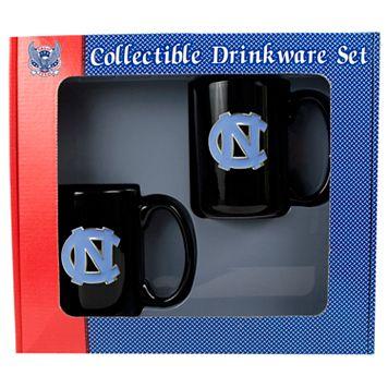 University of North Carolina Tar Heels 2-pc. Mug Set