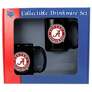 University of Alabama Crimson Tide 2-pc. Mug Set