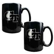 Georgia Tech Yellow Jackets 2-pc. Mug Set