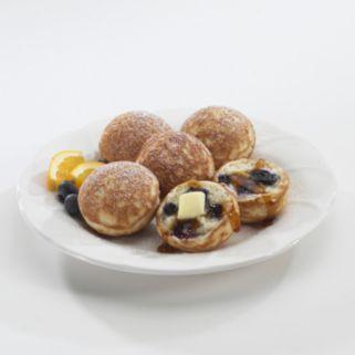 Nordic Ware Aebleskiver Nonstick Danish Pancake Pan