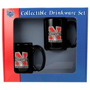 University of Nebraska Cornhuskers 2-pc. Mug Set