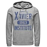 Men's Marvel X-Men Xavier Institute 1963 Campus Property Hoodie