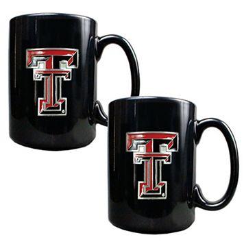 Texas Tech University Red Raiders 2-pc. Mug Set