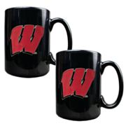 University of Wisconsin Badgers 2-pc. Mug Set