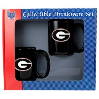 University of Georgia Bulldogs 2-pc. Mug Set