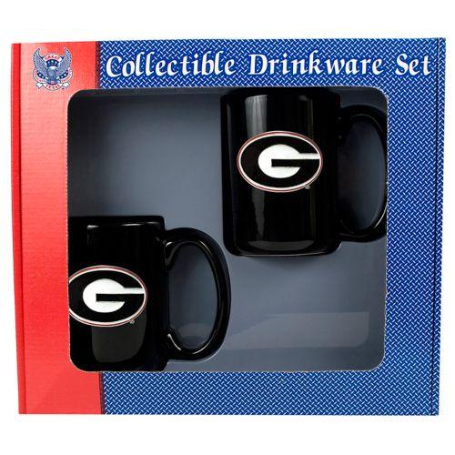 University of Georgia Bulldogs 2-pc. Mug Set