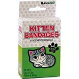 Aquarius Kitten Bandages