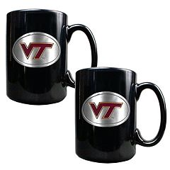 Virginia Tech Hokies 2-pc.Mug Set