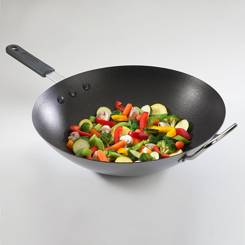 Nordic Ware 14-in. Nonstick Asian Wok