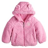 Baby Girl Mini ZeroXposur Reversible Midweight Jacket