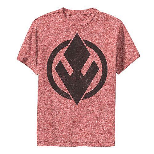 Star Wars The Rise of Skywalker Logo Boys T-Shirt