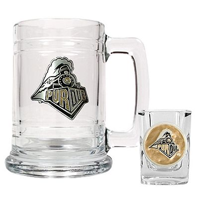 Purdue University Boilermakers 2-pc. Mug and Shot Glass Set